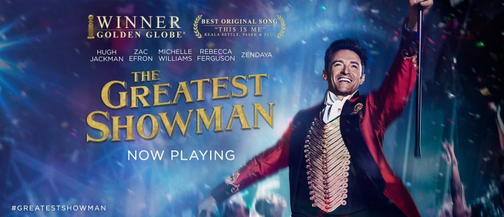 greatest showman banner