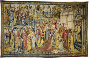 david and bathsheba tapestry
