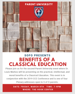 Benefits of a Classical Education