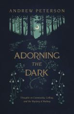 adorning the dark cover